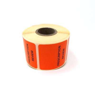 Purfect Prescription Bag Label (500) - Prescription Review