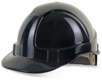 B-Brand Helmet with Wheel Ratchet Black