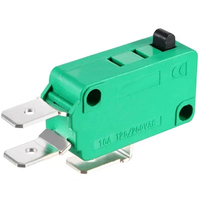 Switch | Micro Switch 3 Pins SPDT 16A 125VAC