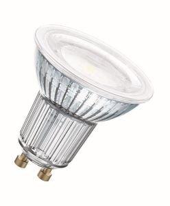 OSRAM GLASS GU10 LED 4.6W 350LM 120° 2700K ND | LV1303.0136