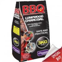 3KG Bag Charcoal