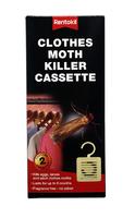 RENTOKIL 2 PCE MOTH KILLER CASSETTE