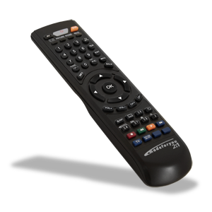 Made For You 2 in 1 Universal TV Remote Control