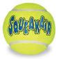 "Air KONG Squeaker Tennis Balls X-Large 4 1/4"" x 1"