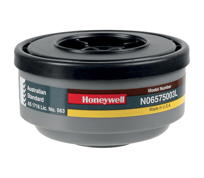 HONEYWELL NORTH Vapour ABE1 Filter for N5500/N5400 Respirators -pair