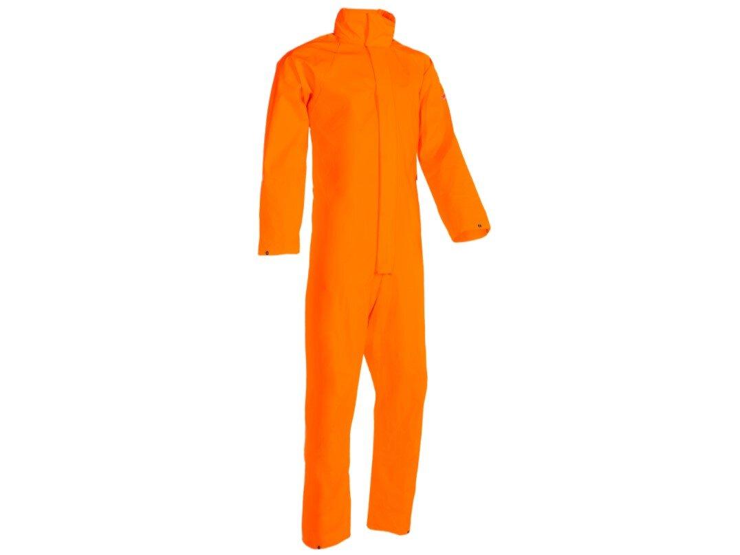 SIOEN 4964 Montreal Flexothane Boilersuit Orange