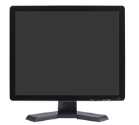 Vigilant Vision 17″ LED CCTV Monitor (AS17LED-2)