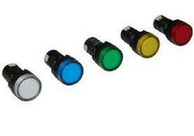 Pilot Lights 22mm