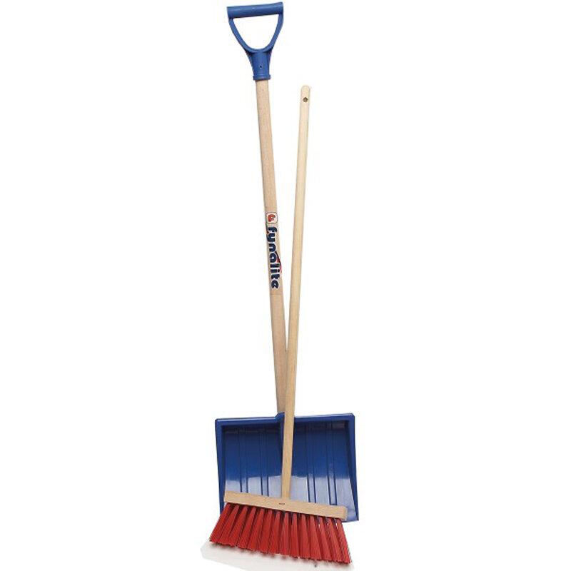 FynaLite Kids Snow Shovel & Broom