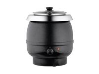 Dualit Soup Kettle Economy Graphite Black Wet Heat 10 Litre