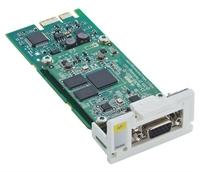 TDH 814 A/V Input Card