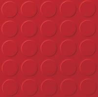 SAARFLOR NOPPE 3MM 012 G2 012 WARM RED