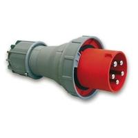 CEE PV4326 Plug 32A 400V 5P Red IP67