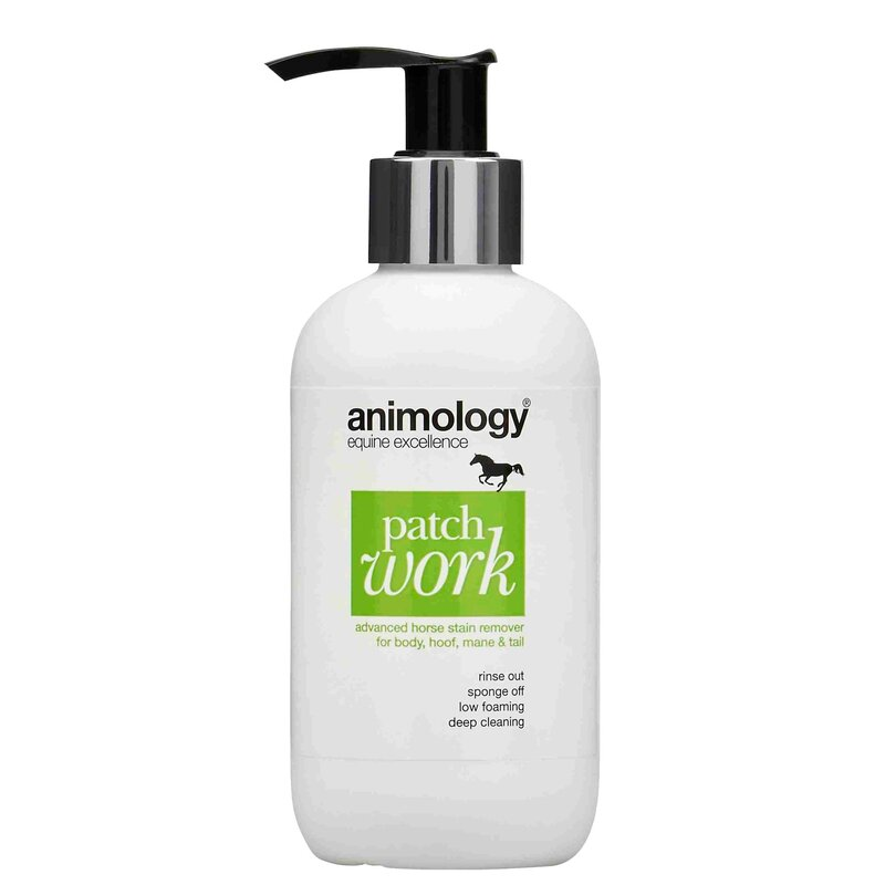 Animology Patchwork Horse Stain Remover 200ml