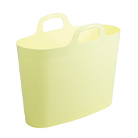 Wham Flexi-Bag 24.5L Pastel Yellow