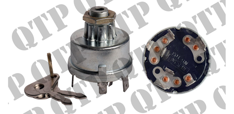 ignition switch heat start alternator type 14