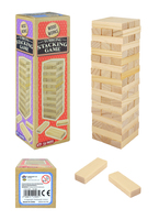 Game Stacking Wooden Small