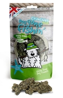 Dog Gone Fishin' White Fish + Green Lipped Mussel Crunchies PLUS 75g x 6
