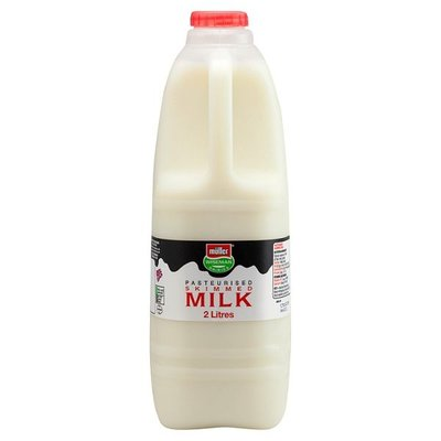 2 lt red skimmed milk