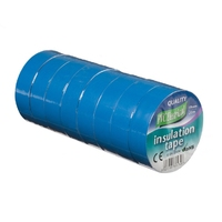 19mm x 20m Electrical PVC Blue Tape