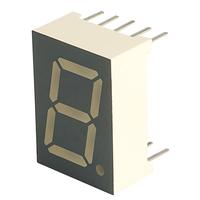 Seven segment LED display, common cathode 13.2 mm