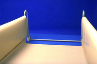 Connected Cot Side Bumpers
