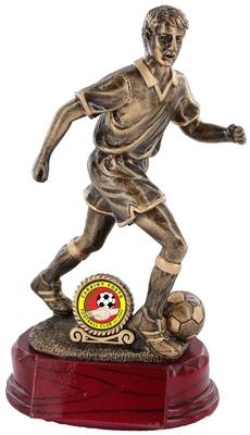 21cm Soccer Figure (M) & 25mm Recess
