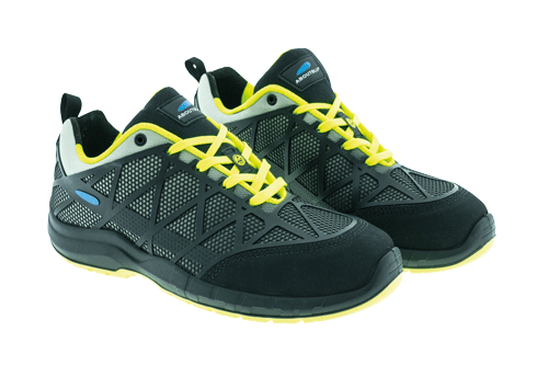 the best attitude f0a17 5475e Mugello Grey S3 Safety Trainer - Nugent Safety