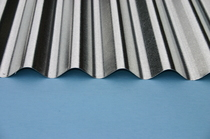 2.4 Corrugated Galvanised Roofing Sheet 2.4 x 0.6 Metre (8 x 2ft)