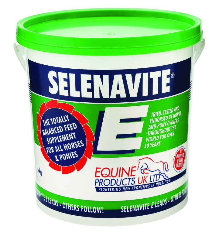 Equine Products Selenavite E 4kg