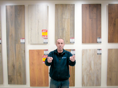 Tips for Choosing a Laminate Floor with Shane at Kellys, Warrenpoint