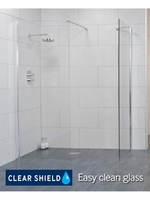 URBAN WETROOM PANELS 700 ADJ (675-700mm)