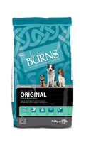 Burns Adult & Senior Dog - Fish & Brown Rice 7.5kg