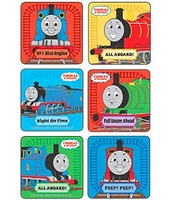 MEDIBADGE - THOMAS THE TANK STICKERS