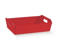 Medium Red Tray 310 x 220 x 90mm