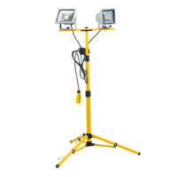 Predator Twin Headed Tripod Light