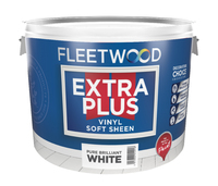Fleetwood Extra Plus Soft Sheen 10Ltr
