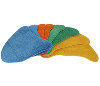 Vax S2S Series Velcro Microfibre Pads (Pack Of 8)