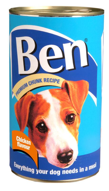 Ben Tinned Chicken Chunks 6 x 1250g