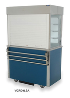 RearLoad 3GN Chill Multideck/Cupboard&Shutter VCRD3RLSA 1160