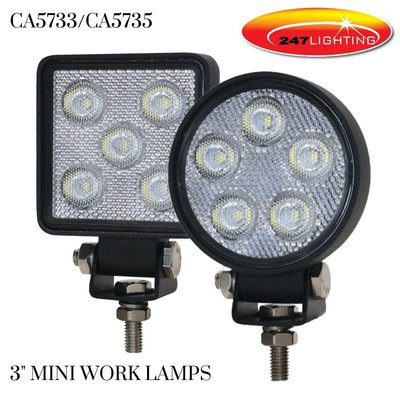 CA5733/CA5735 MINI WORK LAMP