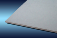 CEM-ROCK HIGH STRENGTH CEMENT BOARD 8X4X12MM (can be used indoors & outdoors) FIRE RESISTANT A1
