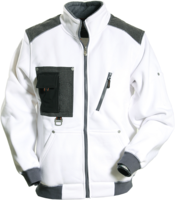 Tranemo Craftsman Jacket White