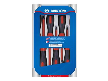 KING TONY Insulated Screwdriver Set  30607MR
