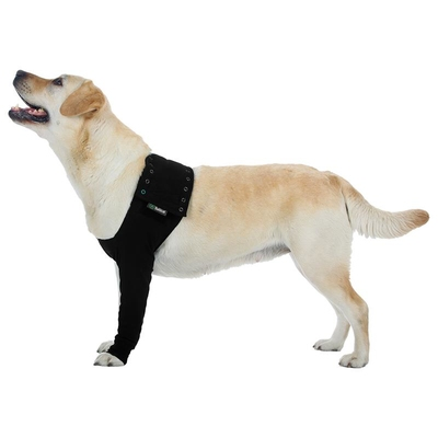Suitical Recovery Sleeve Dog Black