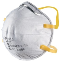 3M 8210 P2 Cupped Respirators - Box 20
