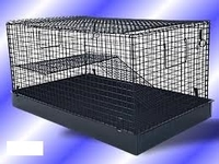 Critter 1 All Metal Cage - Medium x 1