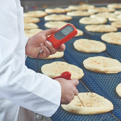 ATFX410-1 Digital Probe Thermometer