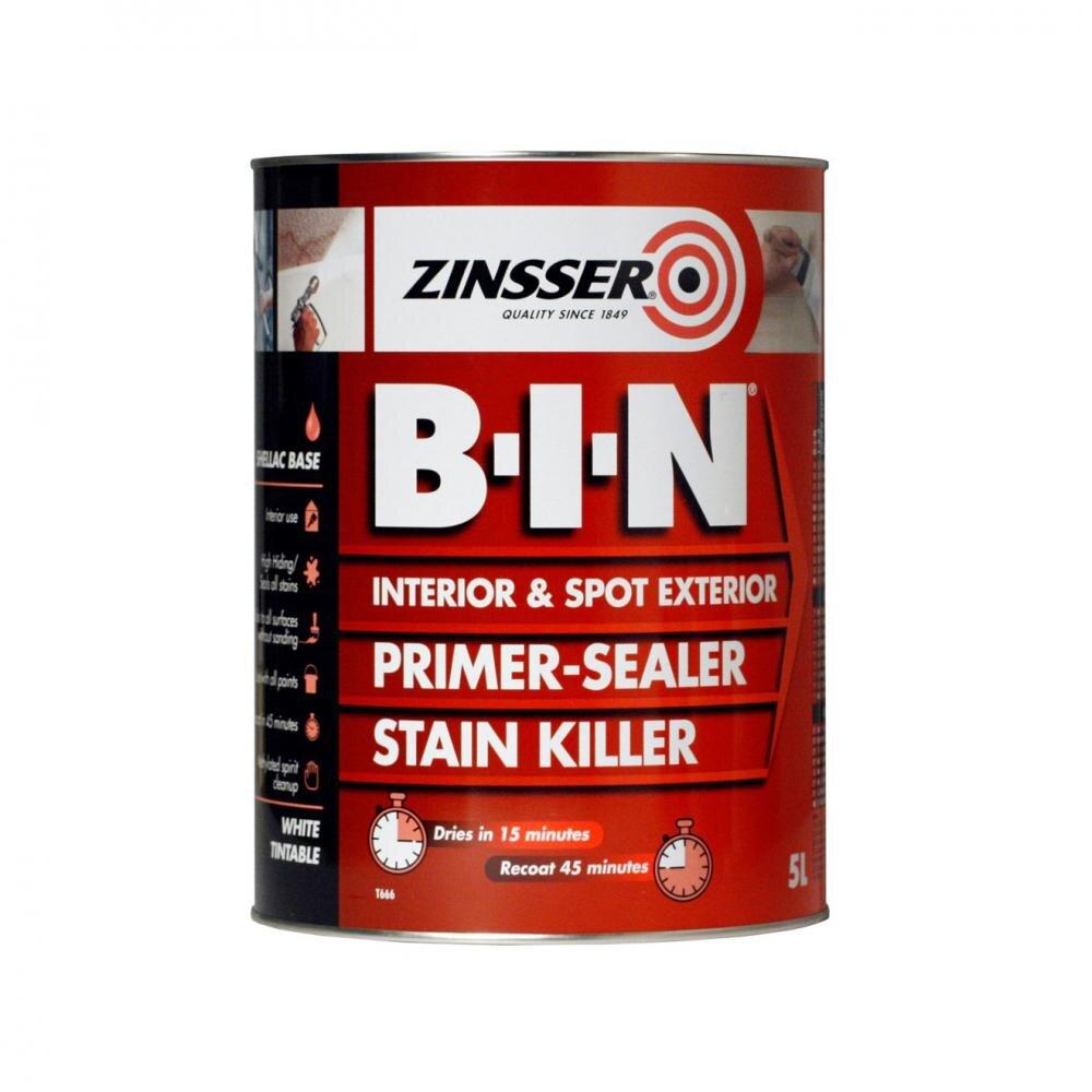 BIN PRIMER SEALER 5l