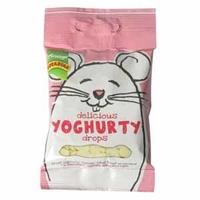 Rotastak Small Animal Delicious Yoghurt Drops 50g x 18